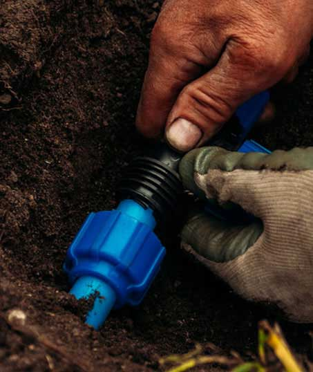 E & E Contractors LLC Irrigation Installation