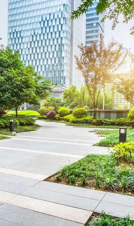 E & E Contractors LLC Commercial Landscaping