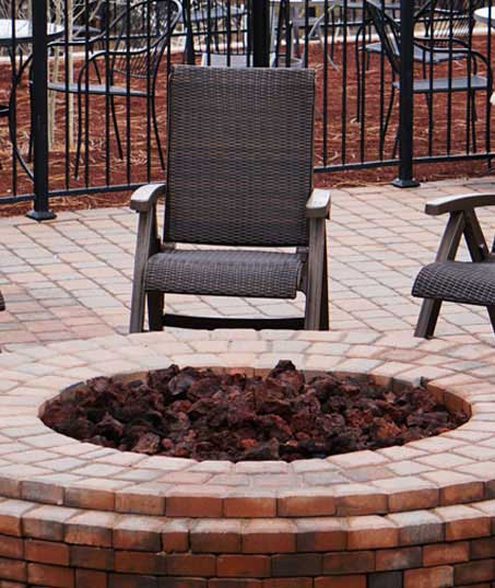 E & E Contractors LLC Outdoor Fire Pits