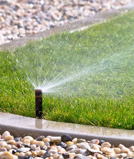 E & E Contractors LLC Sprinkler System Repairs