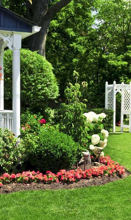 E & E Contractors LLC Residential Landscaping