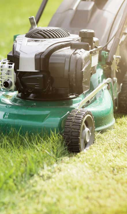 E & E Contractors LLC Residential Lawn Mowing